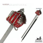 Scottish Basket Hilt Backsword
